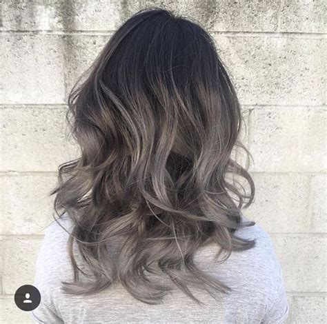 best 20 gray hair highlights ideas on pinterest gallery ash brown with grey highlights women black