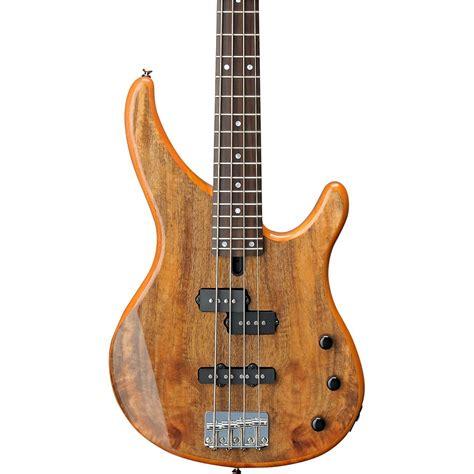 Dijamin Gitar Electric Bass Original Yamaha Trbx 174 Trbx174 Yamaha Trbx174ew Mango Wood 4 String Electric Bass Guitar