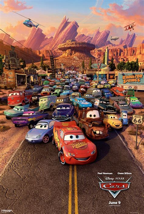 cars movie storybook children s art