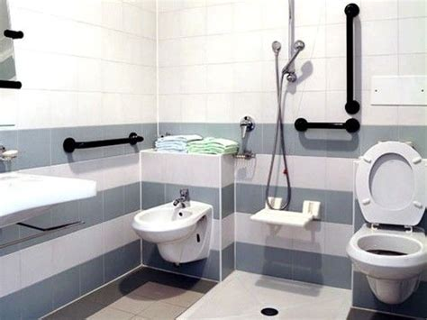 Bathroom Items For The Disabled Bathroom For Disabled With Stylish Equipment