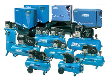 abac air compressors air supplies uk