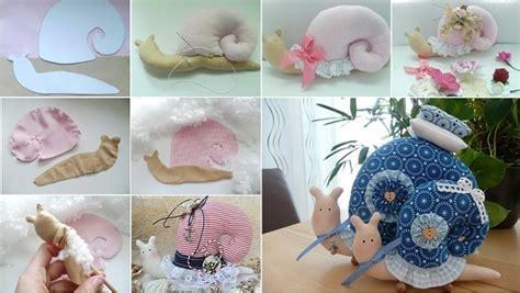 diy cute snail pillow home design garden architecture blog magazine