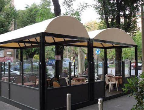gazebo per esterno bar arredamento dehors per valorizzare l esterno di alberghi