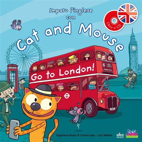 libro cat and mouse il nuovo libro di cat and mouse il blog dell inglese per i bambini
