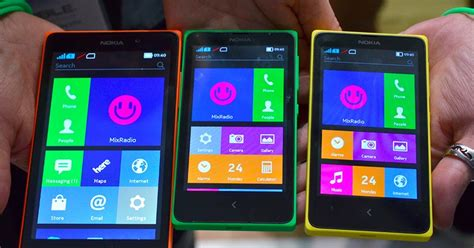 Hp Nokia X Plan nokia x is official is android plan b for nokia and microsoft
