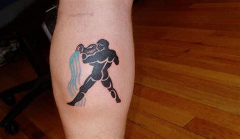 30 incredible aquarius tattoos