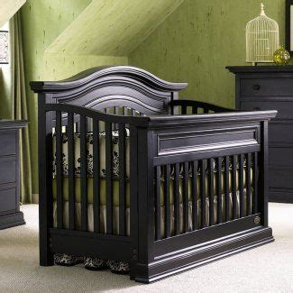 Black Convertible Cribs Bonavita Sheffield Collection Lifestyle Crib Distressed