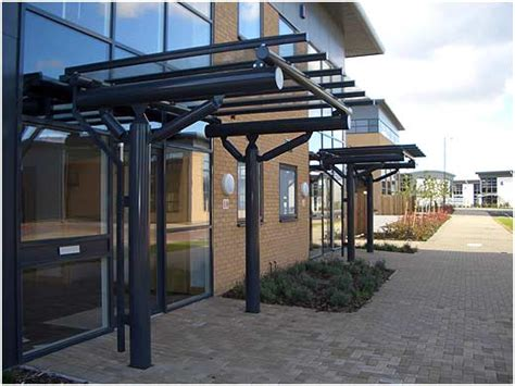 Entrance Canopy Read About Entrance Canopies Shelter Solutions