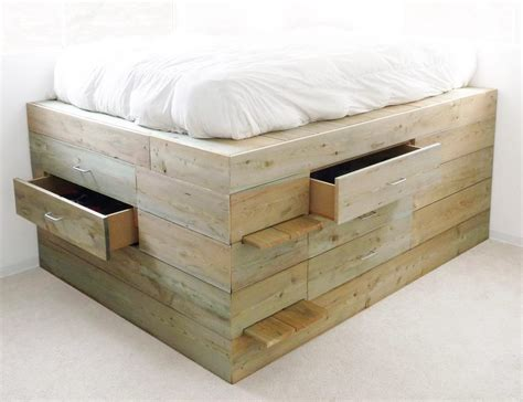 raised platform bed raised platform beds with storage of the raised platform the bed contains six
