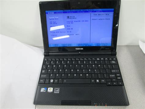 Ram Netbook 2gb toshiba nb505 n500bl 2gb ram intel atom 1 66ghz 10 1