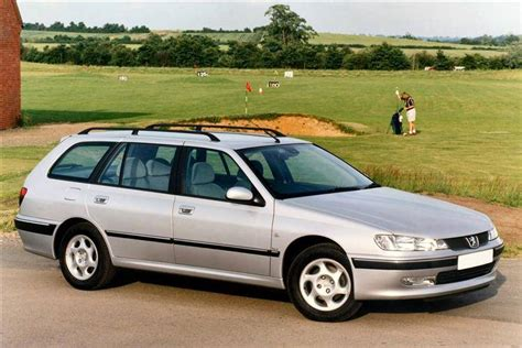 used peugeot estate cars peugeot 406 estate 1999 2004 used car review car