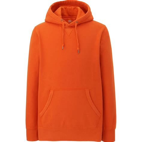 Uniqlo Sweatshirt Vintage Sweater 1 uniqlo orange sweat pullover hoodie for lyst
