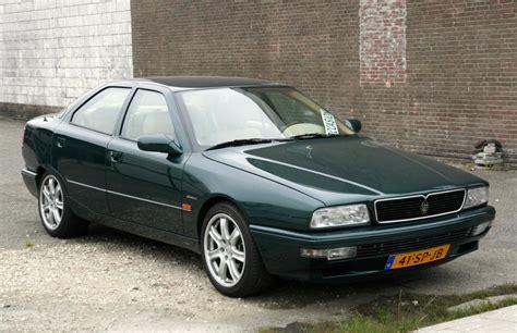 maserati quattroporte coupe maserati quattroporte iv am337 4 generace
