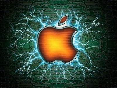 apple wallpaper lightning lightning apple apple picture