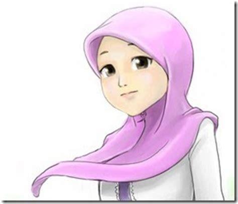 gambar kartun muslim terbaru nilmuini