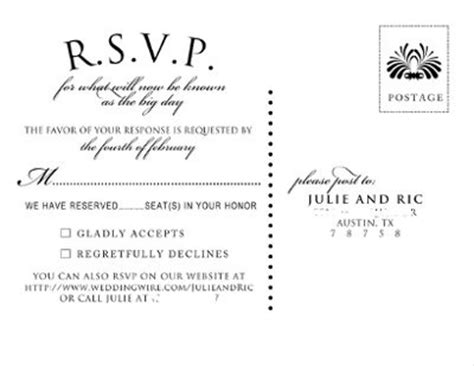 Weddingwire Rsvp by Show Me Your Rsvp Card Wording Weddings Planning