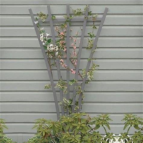 fan shaped garden trellis fan trellis for sale garden structures