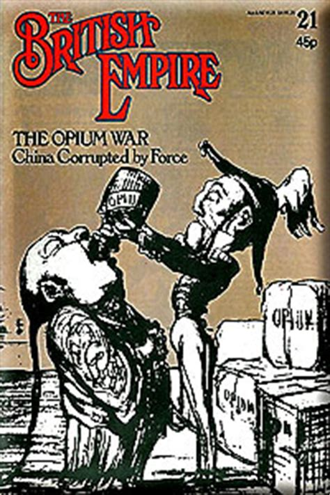 Opium War Essay by Us Dregs Of The Future