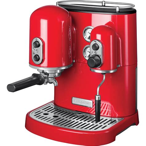espresso machine kitchenaid kitchenaid artisan espressomachine 5kes2102 5kes2102 wer