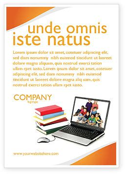 pc themes brochure computer study brochure template design and layout