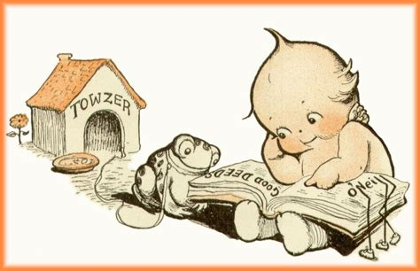 kewpie illustrations 138 best images about cards cecil o neill on