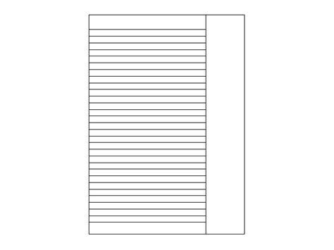 Word Vorlage Liniertes Blatt oberschulheft liniert mit wei 223 em rand a4 lineatur 9 x book