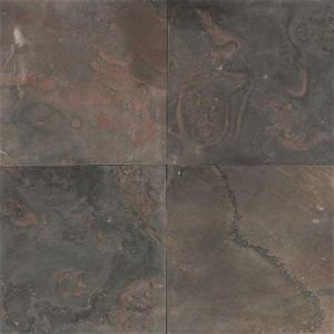 daltile collection indian multicolor 12 in