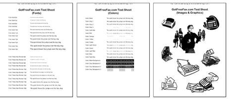 test fax image gallery test fax