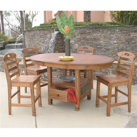 Dining Room Tables Az by Sedona Oval Butterfly Table Dining Room Furniture Tucson