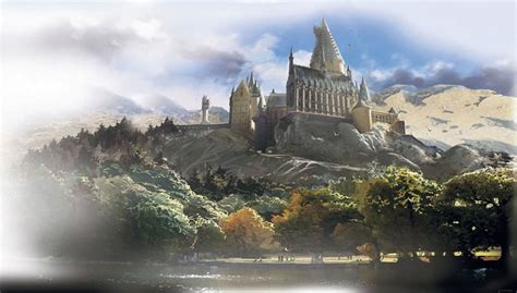 Thomas The Tank Engine Wall Mural harry potter hogwarts castle giant wallpaper accent mural