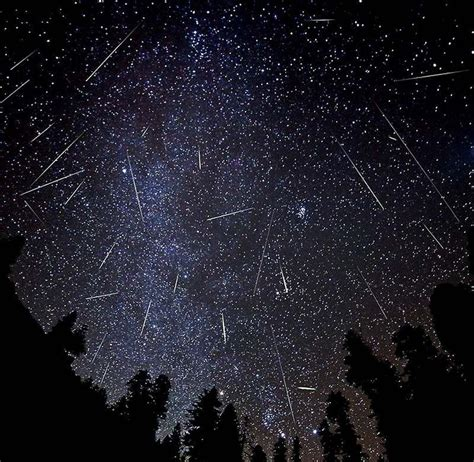 possible meteor shower tonight
