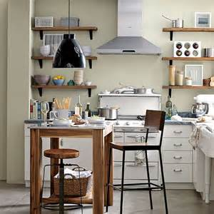 Industrial Style Kitchen Islands by The Beauty Of Rustic Industrial Kitchens
