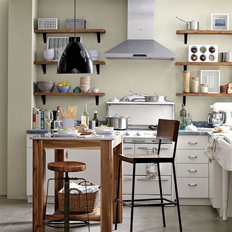 the beauty of rustic industrial kitchens
