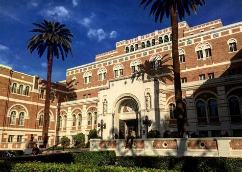 Usc Columbia Mba by Best Business Colleges In California Universities