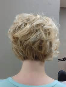 curly blunt cut hair cuts back view wavy bob hairstyle back view newhairstylesformen2014 com