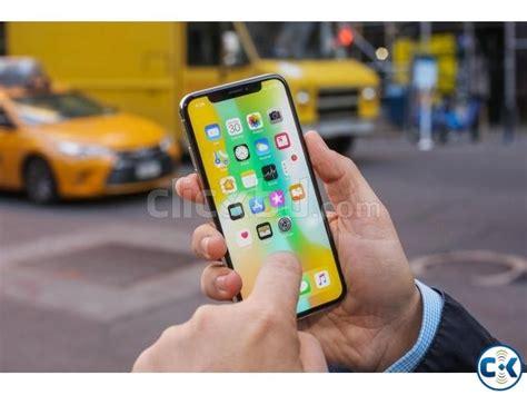 Original Brand New Apple Iphone X 64gb Garansi 1 Tahun brand new apple iphone x plus 64gb sealed pack 3 yr wrrnty clickbd