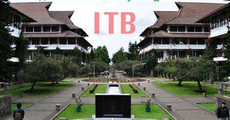 Kaos Institut Teknologi Bandung 1920 3 daftar jurusan itb institut teknologi bandung lengkap terbaru daftar jurusan