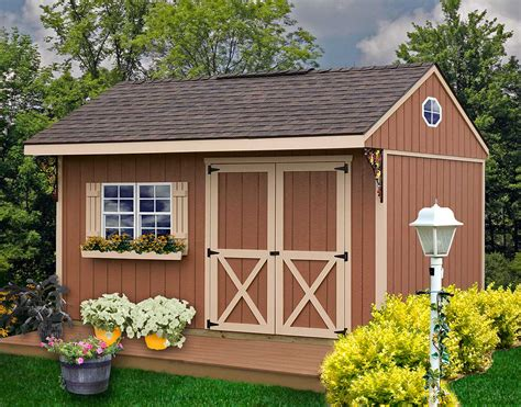 Storage Shed On Sale by Best Barn Northwood 10 Wooden Storage Shed On Sale With