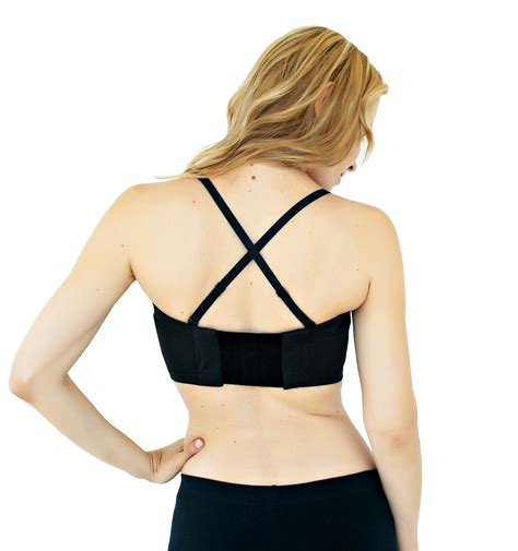 Simple Wishes Free Pumping Bra Black simple wishes d lite free breast