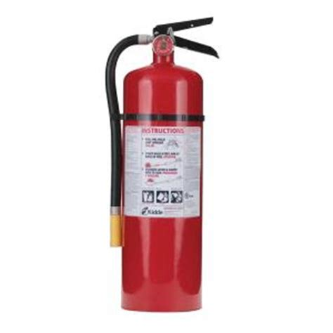 kidde pro 460 4a 60b c extinguisher 21005785 the