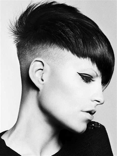 15 short undercut hairstyles short hairstyles 2016