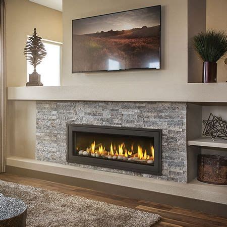 indoor fireplace napoleon lv50n vector 50 direct vent gas fireplace