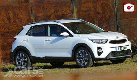 kia stonic kia s new compact suv costs from 163 16 295 in