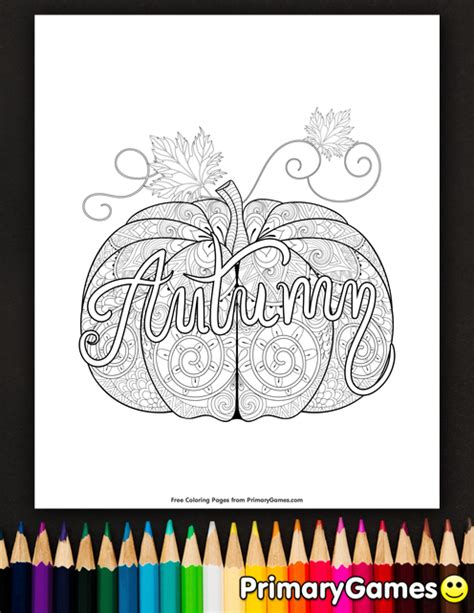 zentangle pumpkin coloring page printable fall coloring autumn pumpkin zentangle coloring page printable fall