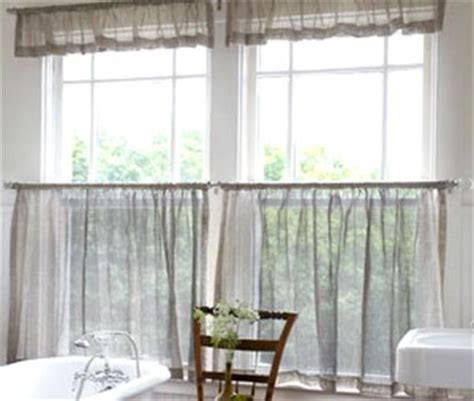 bistro style kitchen curtain curtain design