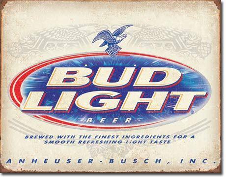bud light tin signs bud light retro logo tin sign sam s man cave