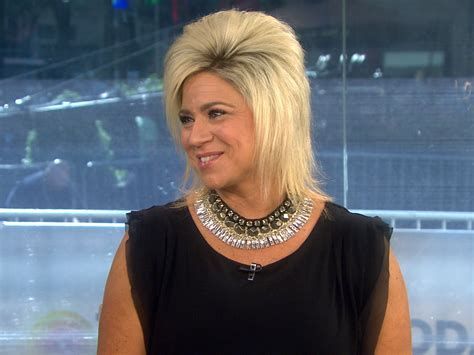 why isnt theresa caputo mom on show long island medium i have an amazing gift today com