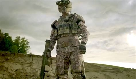 Tactical Assault Light Operator Suit Talos Iron Man Suit For Special Forces Ihls