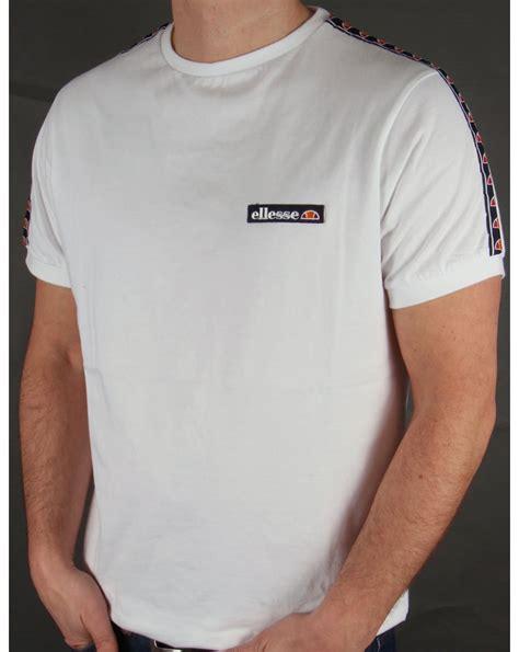 Tshirt Ellesse New One Tshirt ellesse sarnano t shirt white ellesse from 80s casual