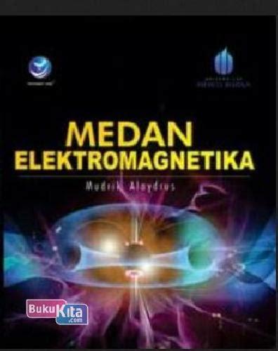 Elektromagnetika Teknologi bukukita medan elektromagnetika toko buku